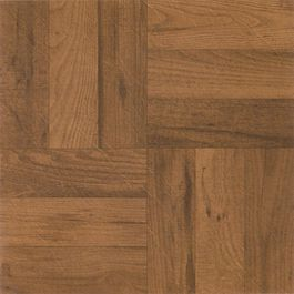 Dark Parquet peel & stick flooring tile