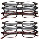 Plastic frame cheap reading glasses