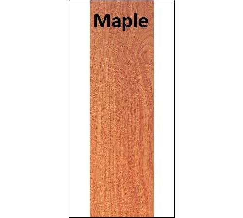 Self adhesive vinyl floor planks, wood look, Maple-cheap