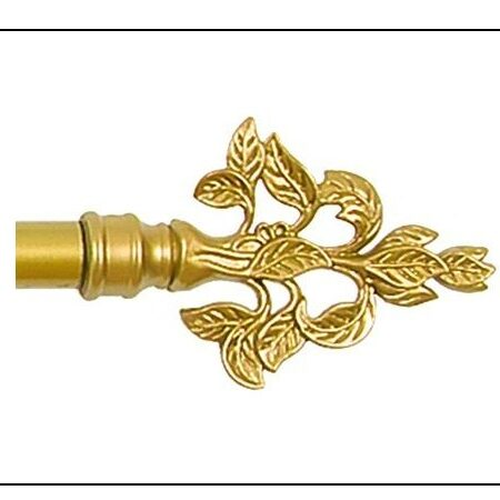 Decorative Curtain Rods