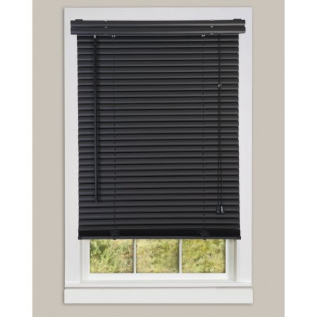 black-mini-blinds