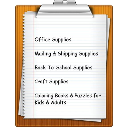 Stationery-School and Office