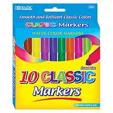 MARKERS-MARKING PENS-ART SUPPLIES FOR CHILDREN