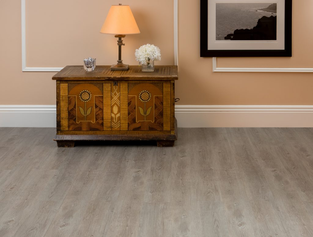 Nexus Peel Amp Stick Floor Planks 1 2mm Thick Light Gray