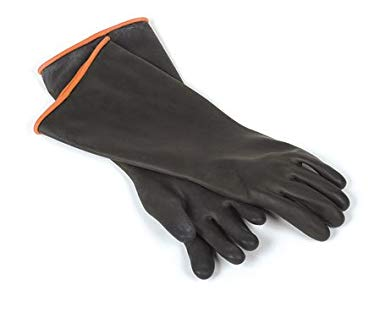 Extra Long Industrial Rubber Work Glove-Wholesale