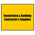 Restoration and Contractors Supplies