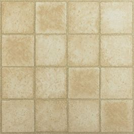 peel u0026 stick vinyl floor tile sandstone 20 tiles per box