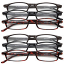 Plastic frame cheap reading glasses