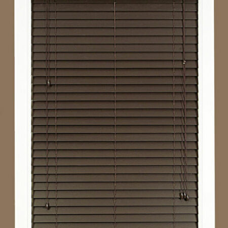 "Faux Wood 2"" Venetian Blinds"