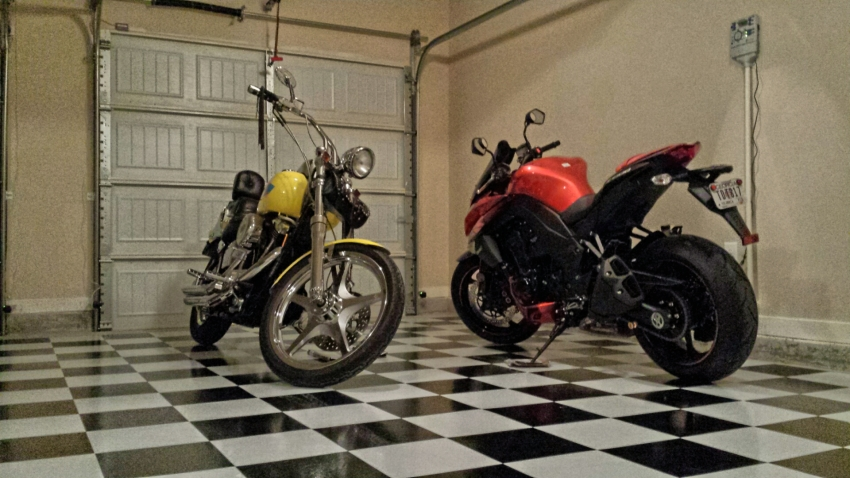 Man cave ideas for garage