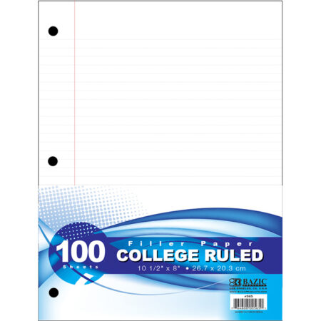 wide ruled paper Archives - Mazer Wholesale, Inc