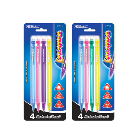 Triangle Mechanical Pencils