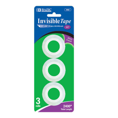 Invisible tape refills