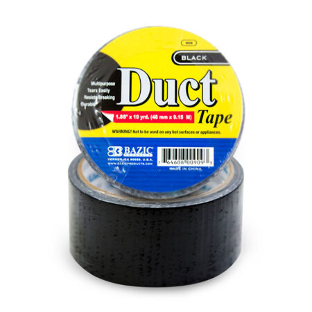Black duct tape cheap