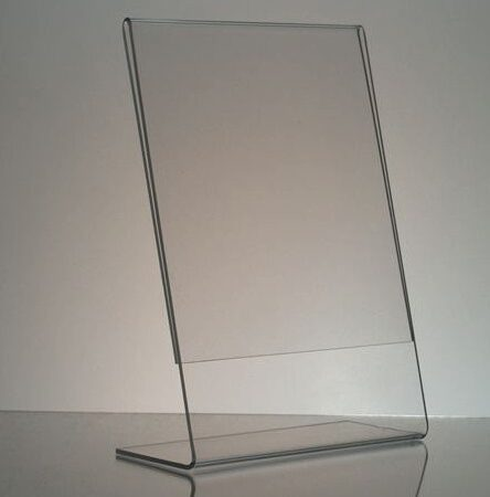 Acrylic photo frames sign holders bulk purchase wholesale for Cheap document frames