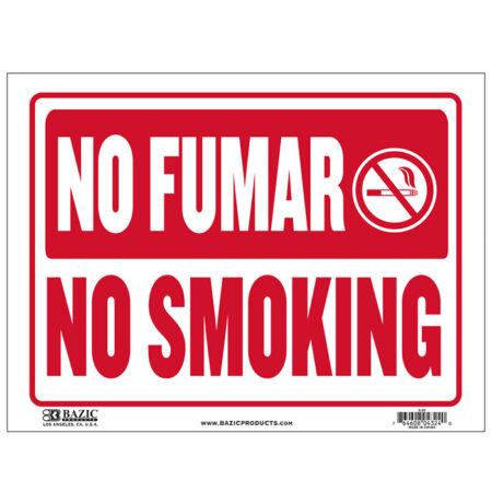 cheap no smoking signs