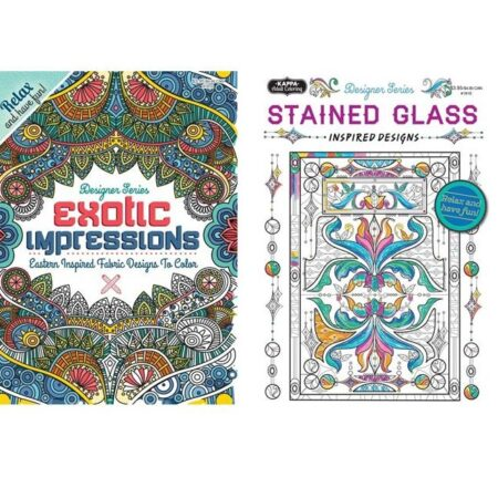 Coloring Book And Crayons In Bulk : Adult coloring books archives