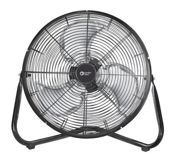High Speed Fan Blades : Quot metal blade fan high velocity