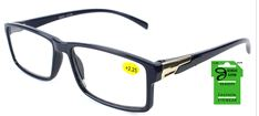 plastic framee reading glasses