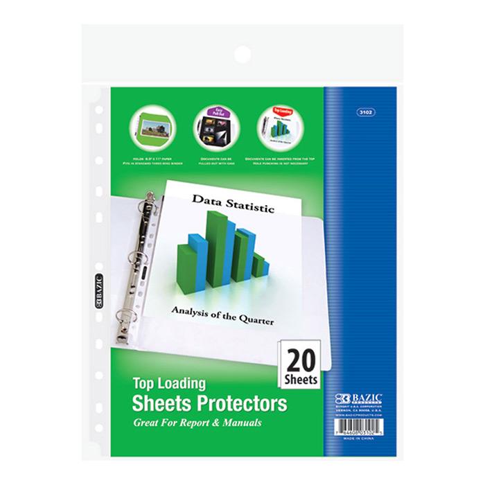 Cheap Sheet Protectors