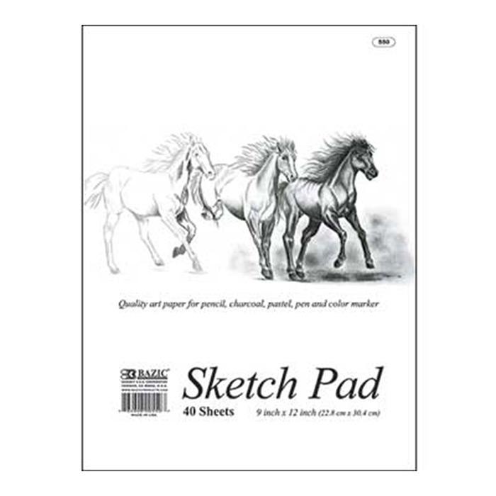 Cheap sketch pads