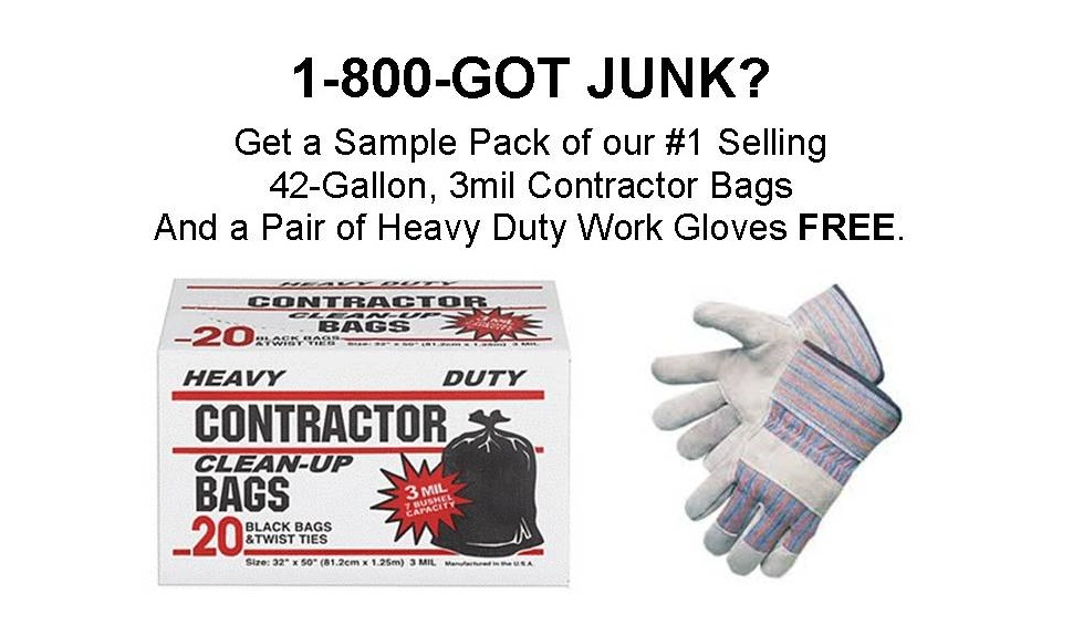 Wholesale contractor bags