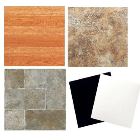 L And Stick Vinyl Floor Tile 12 X 20 Tiles Per Box