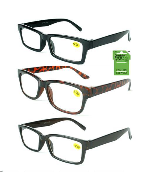 Plastic Frame Reading Glasses-Buy In Bulk for Wholesale Prices