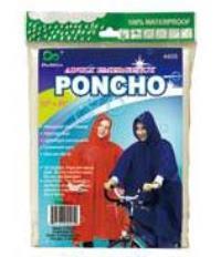 Adult Rain Poncho