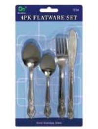 Flatware Set-4PK