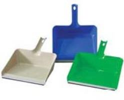 Jumbo Dustpan with Rubber Edge