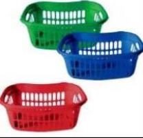Jumbo Rectangular Laundry Basket