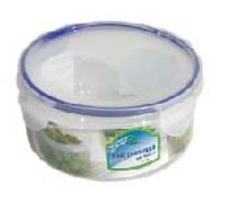 Round Container with Click Lock 32oz