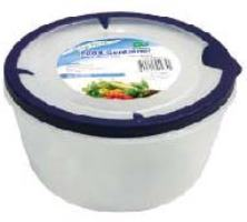 Round Container with Soft Seal Lid 62oz