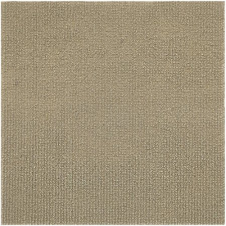 Tan-Beige peel and stick carpet tiles