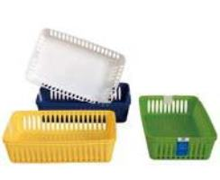 Two Pack Multi Purpose Baskets 10-6.2-2.5