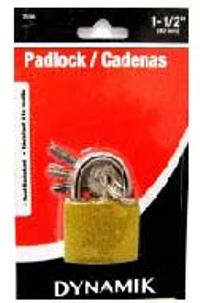 1-1-2 inches (40MM) PADLOCK