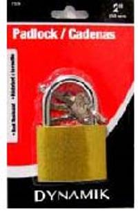 2 inches (50 MM) PADLOCK