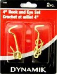 HOOK AND EYE SET 2PC