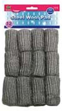 Steel Wool Pads 12PC