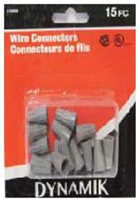 WIRE CONNECTORS 15 PCS