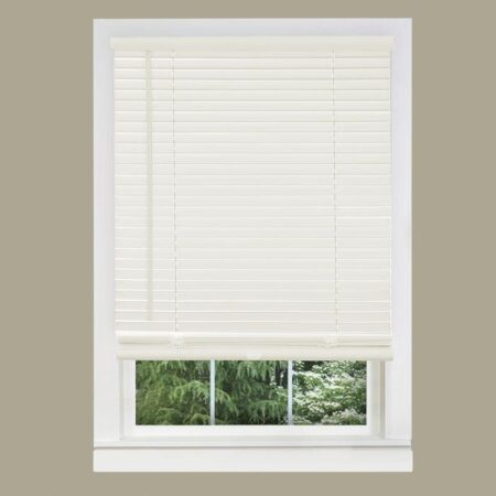 "72"" Length Cordless Vinyl Mini Blinds"