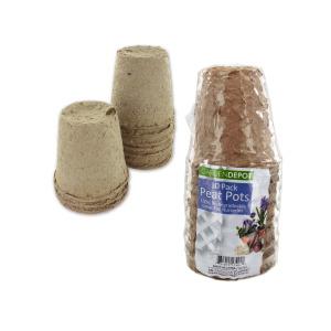 biodegradable peat pots