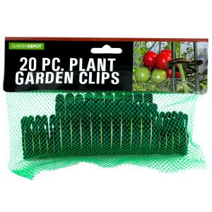 cheap garden plant clips