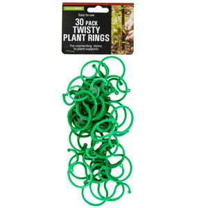 wholesale twisty plant rings
