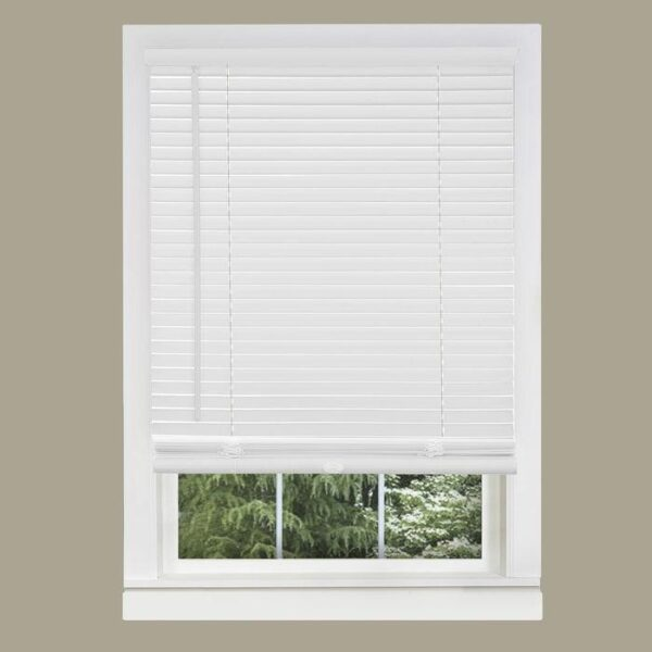 Lowest Prices on Vinyl Mini Blinds-Cordless-Wholesale Pricing