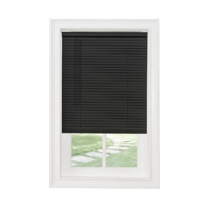 Cheap Vinyl Mini Blinds 30x64 Cordless Window Blinds Wholesale Price