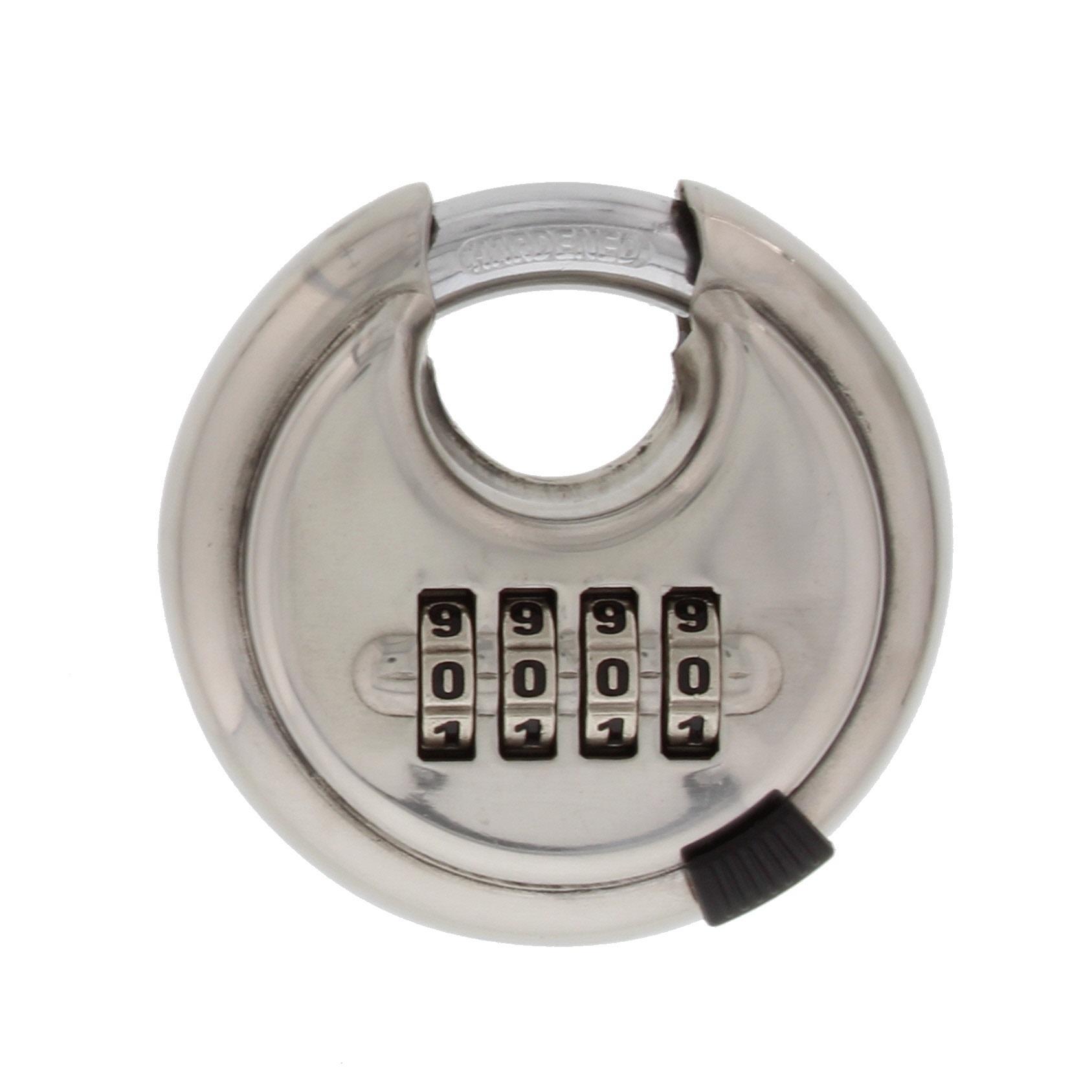 Commercial combination locks