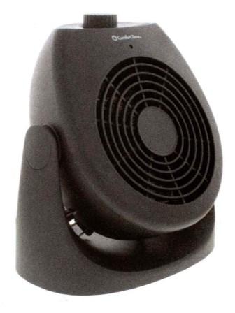 Personal Combo Heater Fan