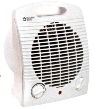 Personal Sized Heater and Fan